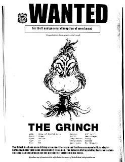 How Grinch Stole Christmas Musical