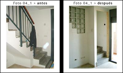 Blog de refohabit reformar piso en barcelona reformas - Cerramientos de escaleras ...
