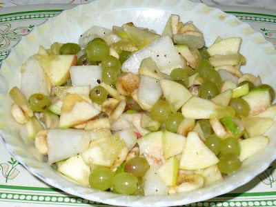 P1010164 - fruit chaat