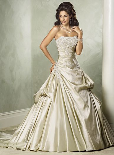 elegant corset wedding dresses