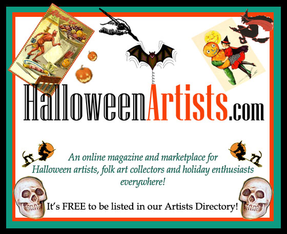 Halloween Artists