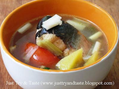 Resep Sup Ikan Patin JTT