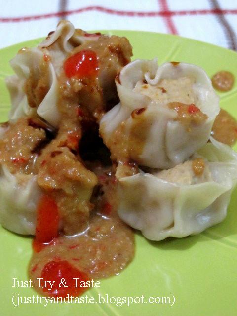 Resep Homemade Siomay Ayam JTT