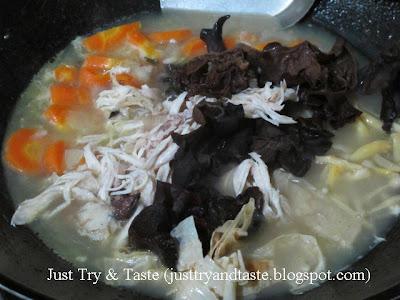 Resep Sup Kimlo JTT