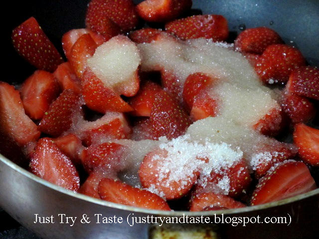 Resep Selai Strawberry
