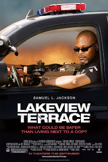 Lakeview Terrace Official Poster