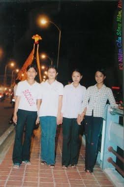 Hằng - Hạnh - Tâm - Hằng NĂM 2013 TẠI NGUYỄN TRUNG THIÊN