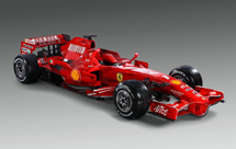 CAUTION II: this blogger is one of the f1 ferrari 'kipas-susah-mati'...