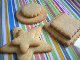 Apple Spice Vanilla Cut Out Cookies
