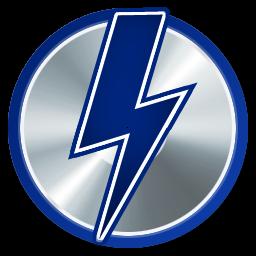 Resultado de imagen para daemon tools lite logo