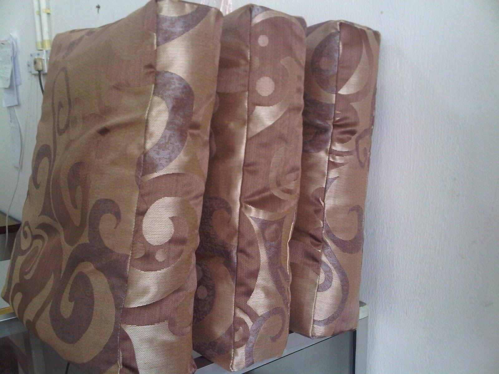 Jika Anda Berminat Sila Hubungi My Q Curtain 019 3399101 Untuk Tempahan Kusyen Sofa Dari Kekabu Diimport Thailand Atau Lain Seperti