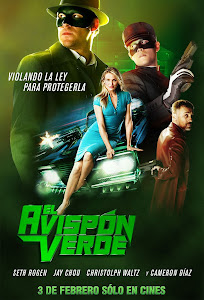 El Avispon Verde / The Green Hornet