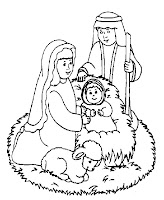 papajan coloring pages | A Christian Christmas: Christian Christmas Coloring Pages ...