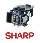 Lampu Projector Sharp