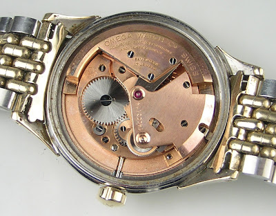 31e66089e81 This is a genuine Constellation sold in the US that does not feature the  Constellation script above the star. The watch is registered in the Omega  archives ...