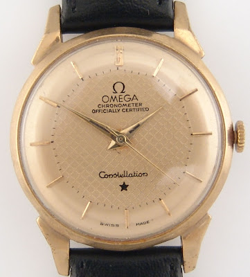Fake vintage omega Constellation watch