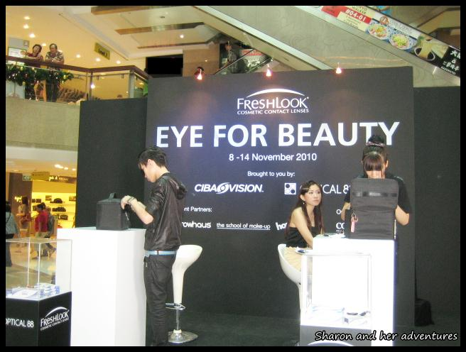 9dcab3d5f8e Freshlook Illuminate Contact Lenses Review And Makeover Cum Photoshoot  Session