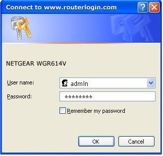 Netgear dgn2200v2 default Username and Password