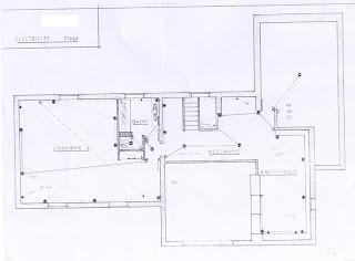 Maison d 39 architecte avec piscine en campagne tourangelle - Plan de maison campagne ...
