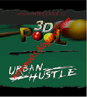 3d pool urban Hustle Java Games
