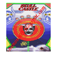 skull castle pinball