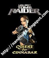 Tomb Raider-Quest of Cinnabar Java Games