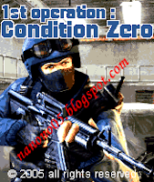 First Operation Condition Zero v1.0 S60 java games