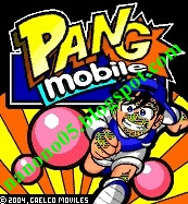 Pang Mobile S60 java games