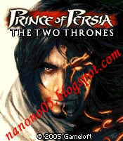 prince of persia two thrones java games