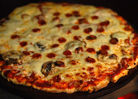 Nibble Me This Wood Fired Pizza