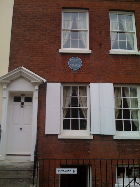 Charles Dickens house, pic:kerstin rodgers/msmarmitelover