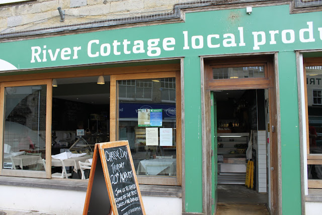 river Cottage, Axminster, Dorset