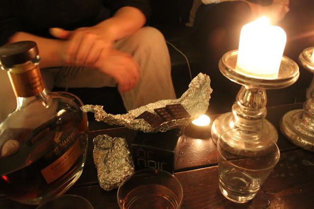 Crack cacao, chez trish deseine, paris