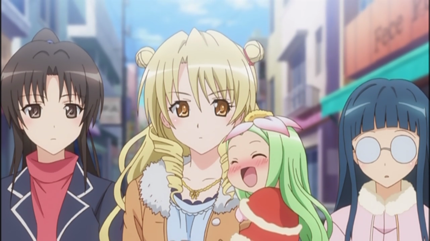 Momentum anime the anime blog motto to love ru episode 10 - Motto to love ru images ...