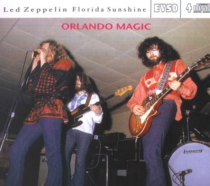 The Year of Led Zeppelin: Day 76: 8/31/1971 Orlando, FL