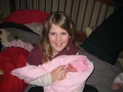 Madison and baby Ileana
