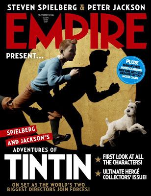 le nouveau film Tintin