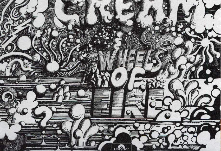 World Of Wheels Boston >> Musicotherapia: Cream - Wheels Of Fire (1968)
