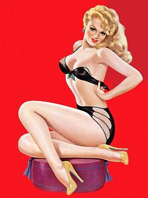 1950s lingerie frou frou fashionista luxury lingerie blog for faire frou frou. Black Bedroom Furniture Sets. Home Design Ideas