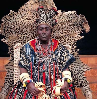 King of Bana Cameroun