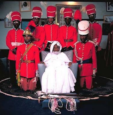Emir of Katsina Nigeria
