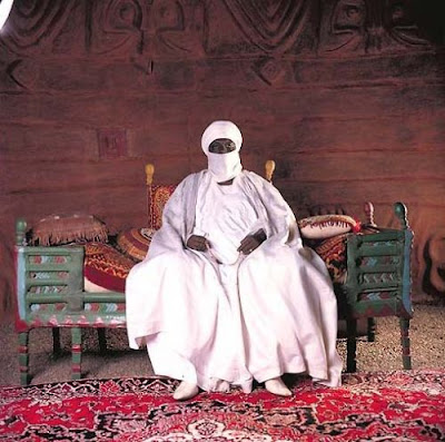 Sultan of Rey-Bouba Cameroun