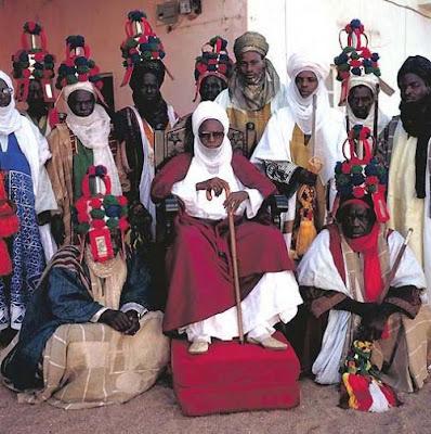 Olowo of Owo Nigeria