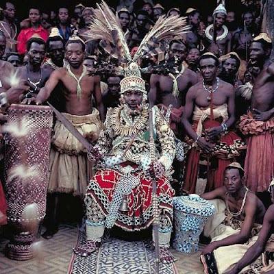 King of Kuba D.R. Congo