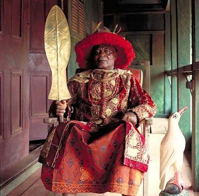 Obi of Nnewi Nigeria