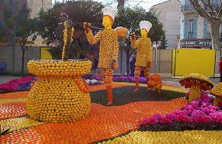 Menton Lemon Festival, France