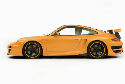 TechArt GTstreet based on the Porsche 911 Turbo