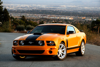 Parnelli Jones Limited Edition Mustang