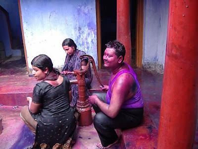 Holi Festival of Color