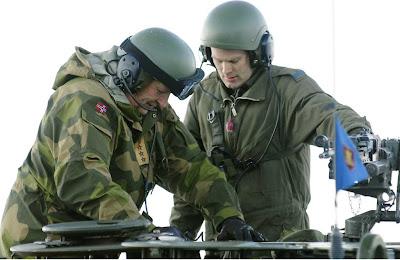 Cold Response 2007 Norway